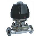 G681F-10P气动卫生级隔膜阀