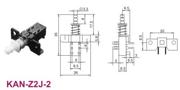 大电流电源开关KAN-Z2J-2