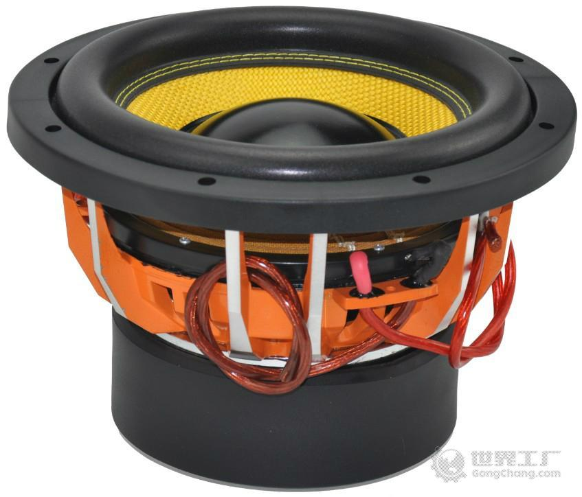 FSD AUDIO HAX 12汽车低音喇叭高清图片