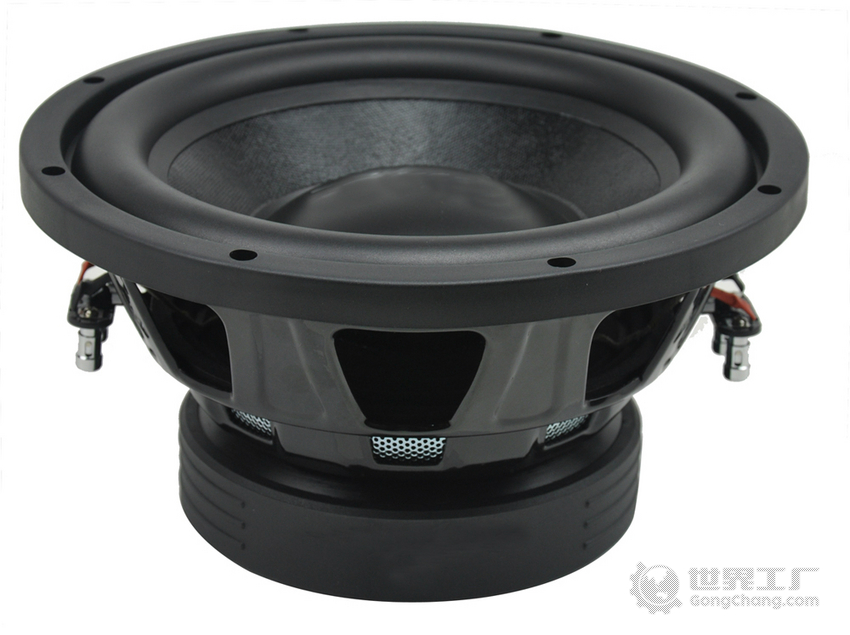 FSD AUDIO HIX10 汽车低音喇叭高清图片