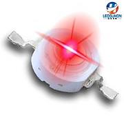 3W红光大功率灯珠