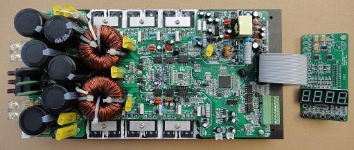 电动汽车双向dcdc远程控制变换器