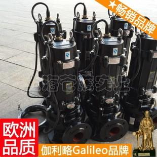 三相污水泵浮球控制箱接线图