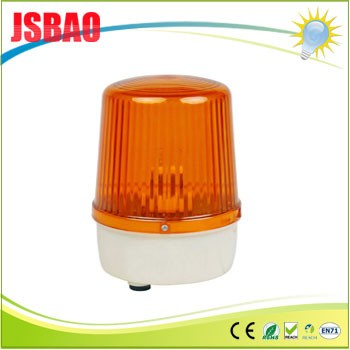 led交通灯ltd-5161黄色闪烁交通安全警示灯220v