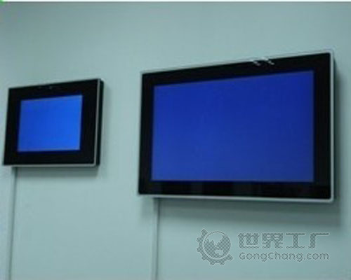 32寸楼宇壁挂液晶广告机