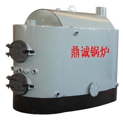 卧式蒸汽锅炉结构简介