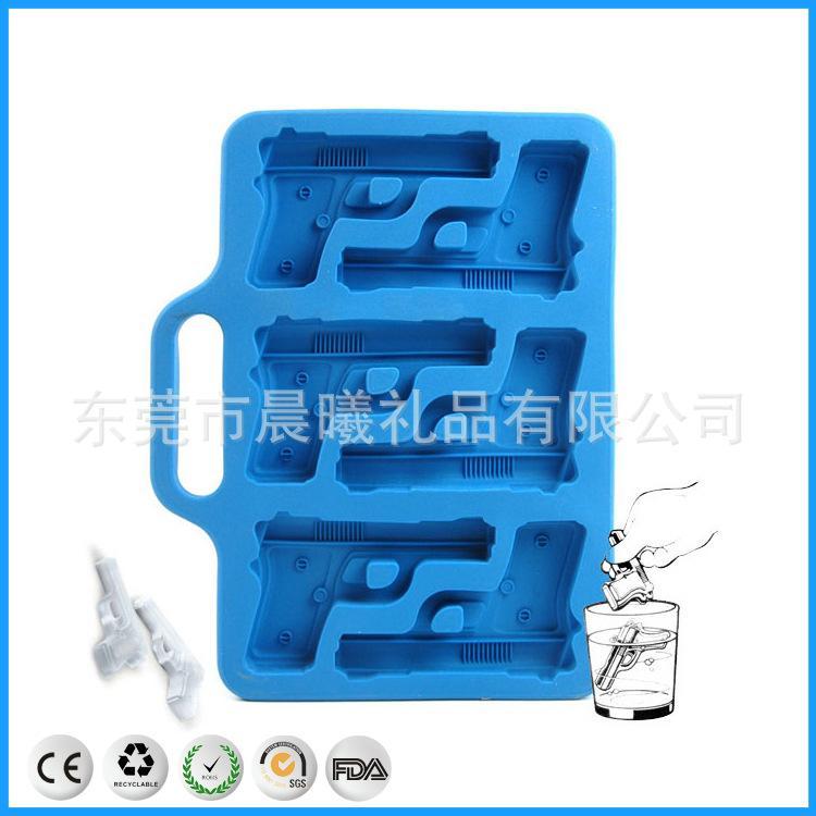 心形烘焙工具硅胶diy制作模型巧克力模手工皂模具冰格