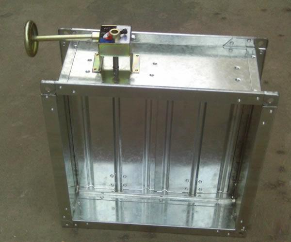 (4)该调节阀分手动,电动
