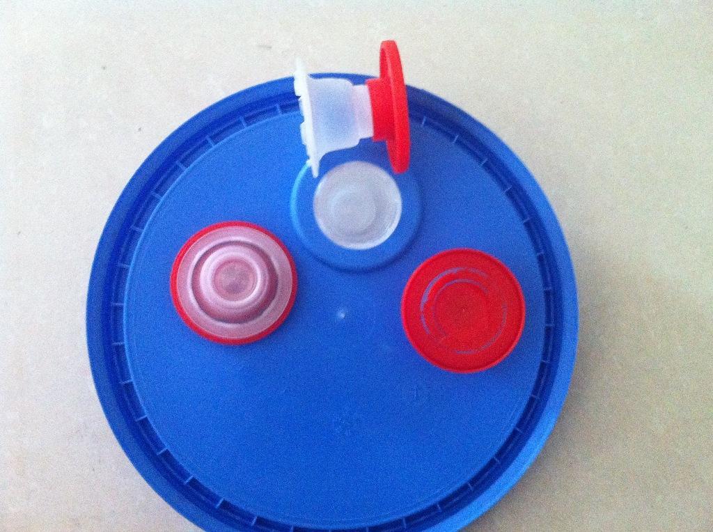 塑料油桶盖模具