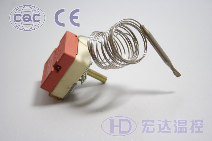 whd温控器 快餐保温车温度