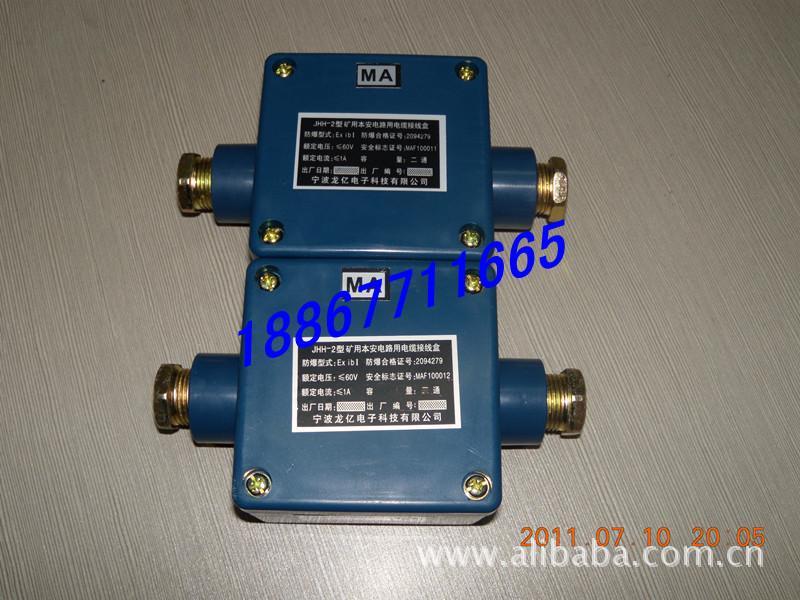 本安型防爆接线盒 矿用本安型接线盒 本安防爆接线盒