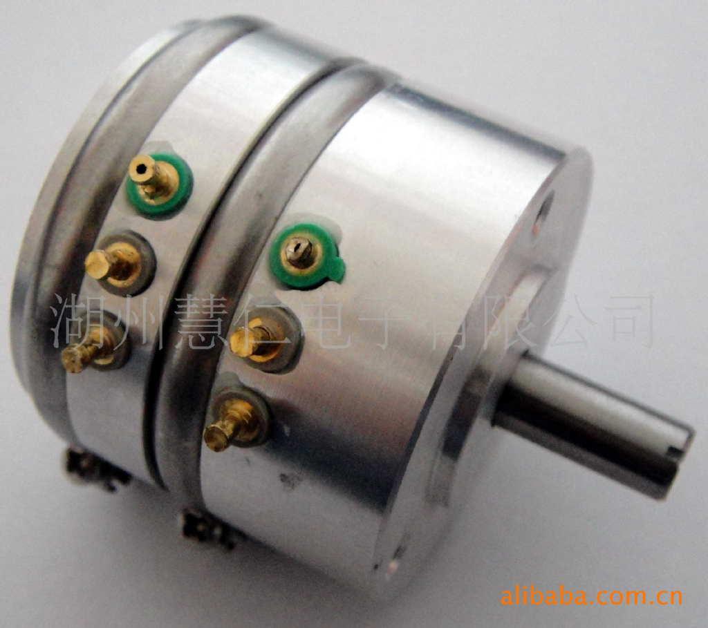 2wdd35d4 双联导电塑料电位器