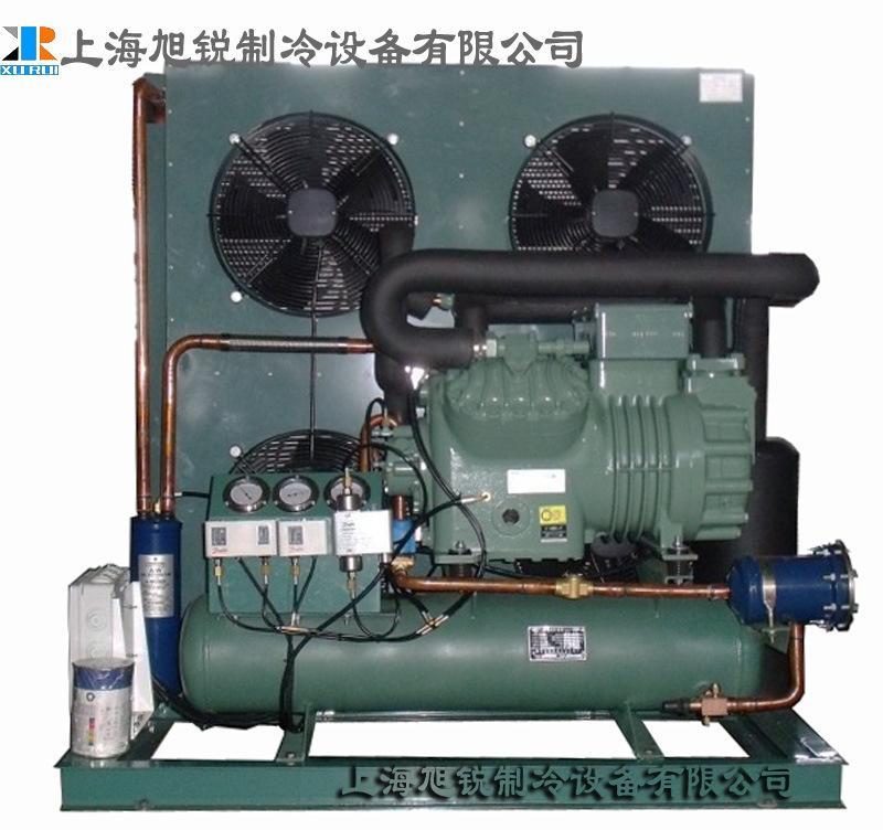 气液分离器,高低压控制器,电磁阀,高低压表,油压差控制器,中压表,接线