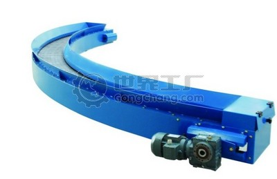 HX环形链板式排屑装置