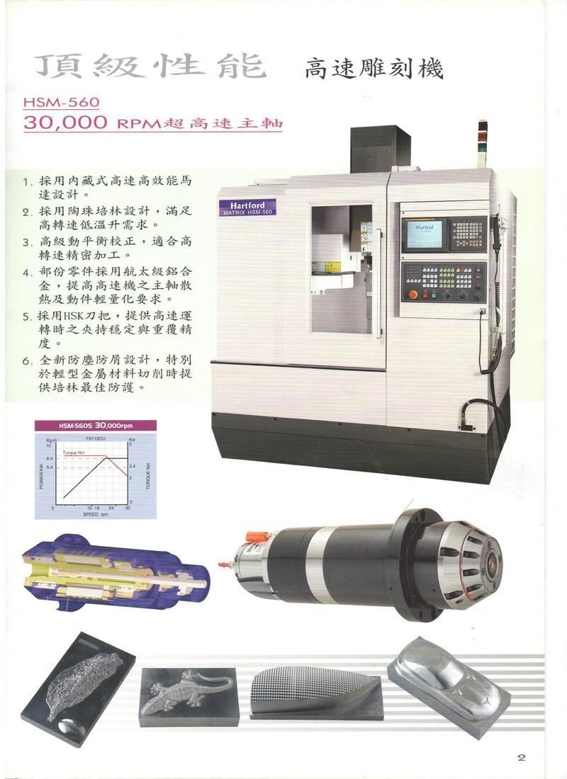 hsm-560协鸿高速雕刻机_雕刻机 - 机床工厂店