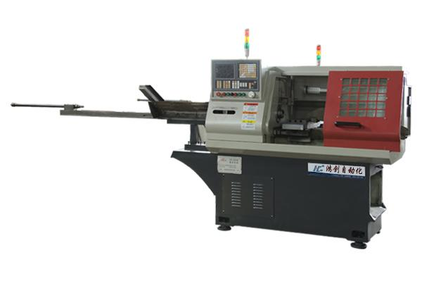 ck-0640自动送料数控车床