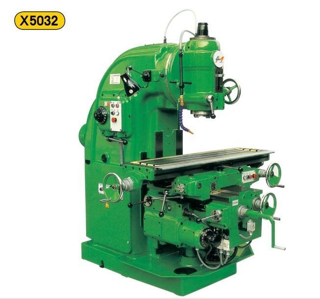 主要技术参数              x5032立式铣床              主轴图片