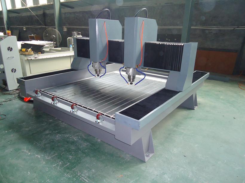 整机采用钢结构无缝焊接,刚性好不变型,工作台面背衬钢板,强度大刚性
