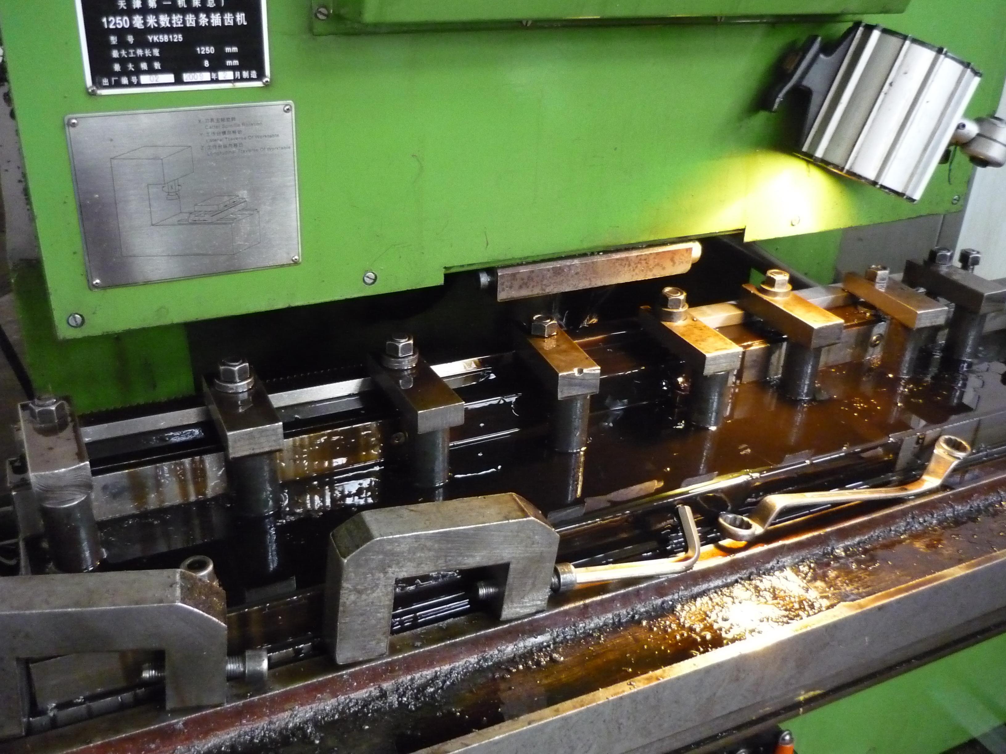 龙门式自动焊接机电路板接线图