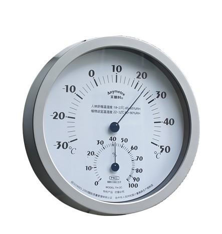 温湿度计湿度测量从原理上划分有二,三十种之多.