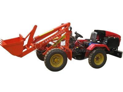 拖拉机改装小铲车 拖拉机改装铲车多少钱 拖拉机改装铲车图片