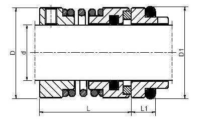 f4一11辅助触头电路图
