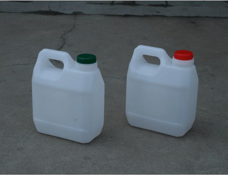 1l塑料桶1公斤扁方桶香精桶酱油桶