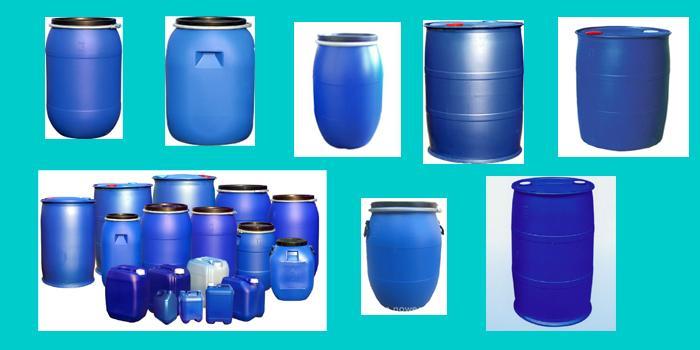 一诺200l塑料桶200公斤抱箍桶