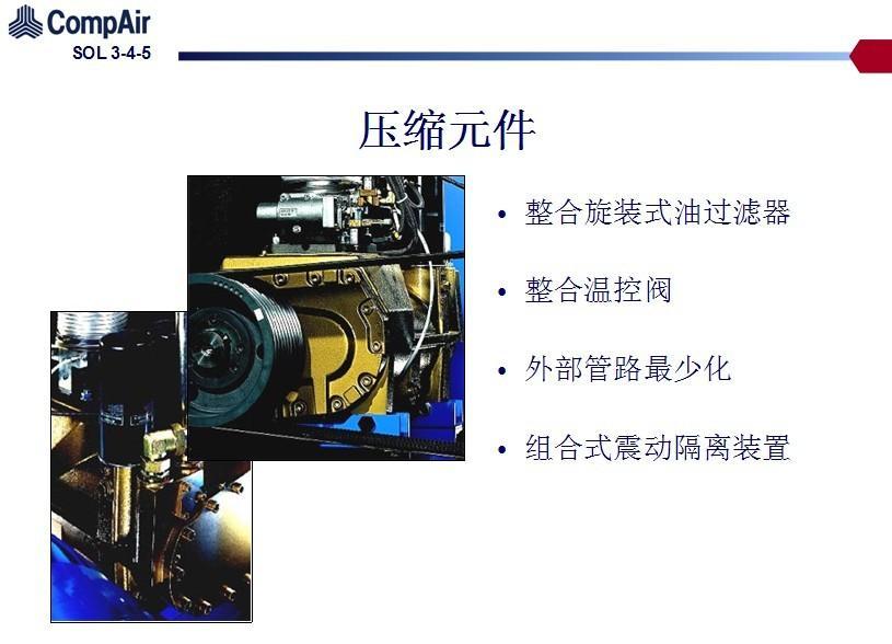 螺杆式空气压缩机电路工作原理