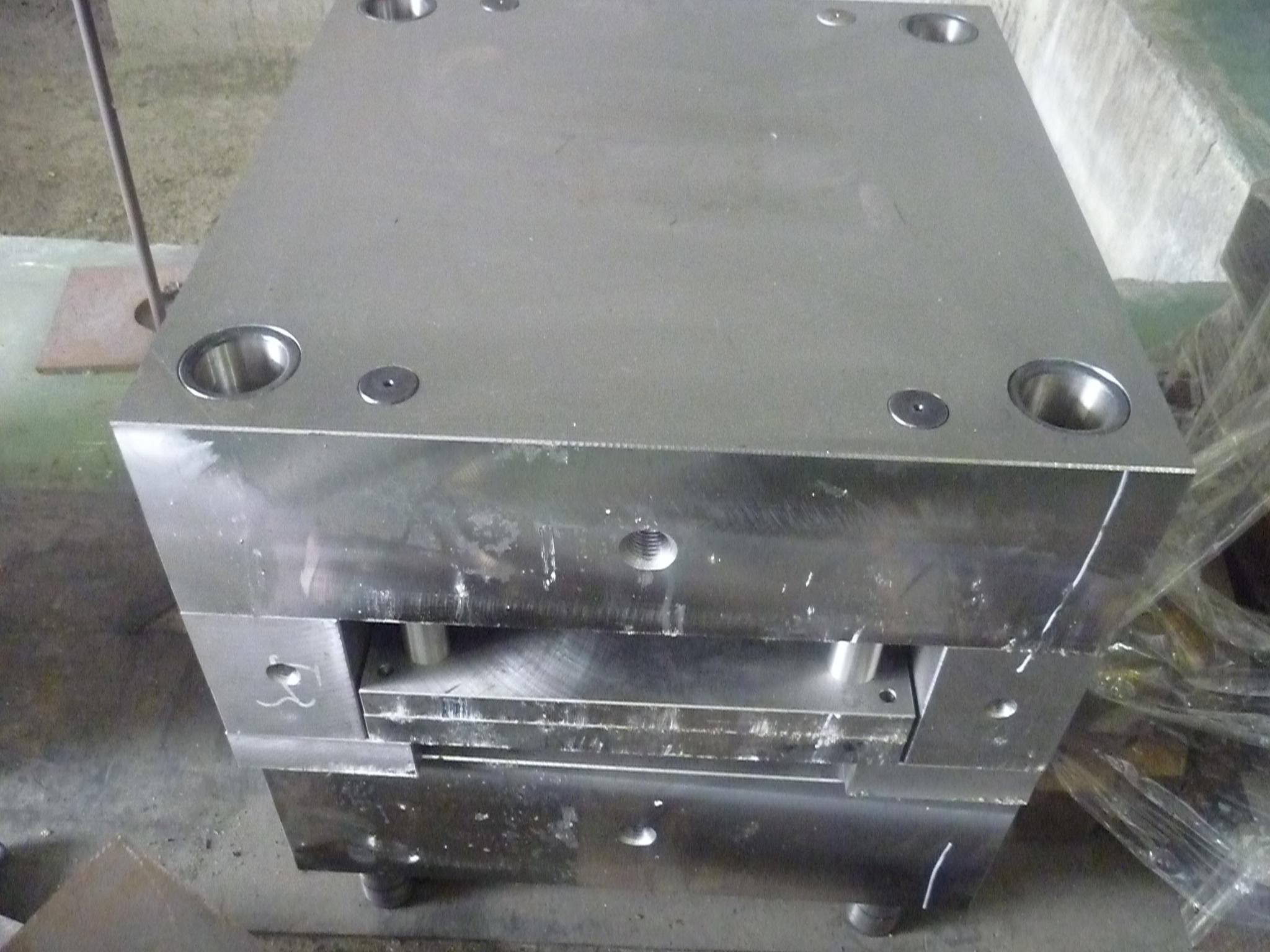 铝合金,锌合金压铸模具制作